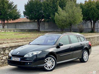 second-hand Renault Laguna Facelift 2.0 Diesel Piele Navi Km Reali