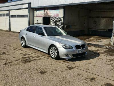 second-hand BMW 520 d, M pachet