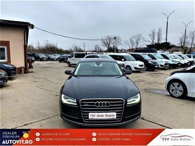 second-hand Audi A8 din 2015