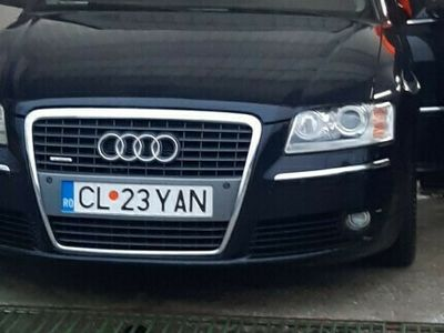 second-hand Audi A8L 3.0d