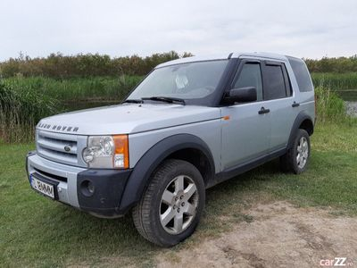 second-hand Land Rover Discovery 3