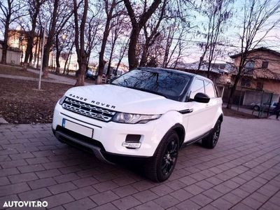 second-hand Land Rover Range Rover evoque