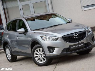 second-hand Mazda CX-5