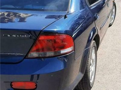 second-hand Chrysler Sebring 2.0L