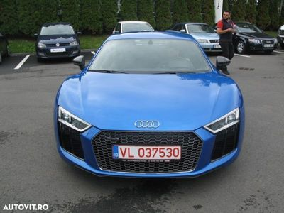 second-hand Audi R8 Coupé