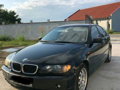 second-hand BMW 320 d e46 facelift