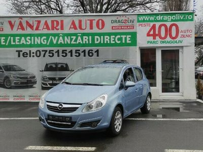 second-hand Opel Corsa 1.2Benzina,2007,Finantare Rate