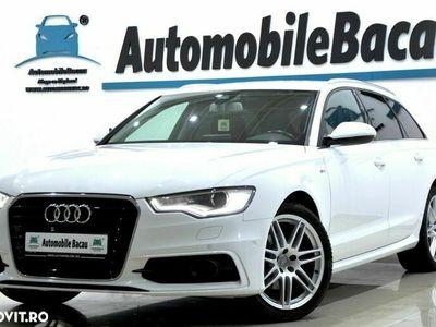 second-hand Audi A6 2.0 tdi ultra 190cp automata s-line 2014 euro 6