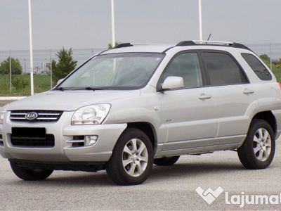 used Kia Sportage 2.0 CRDi An 2006 4x4 Import recent