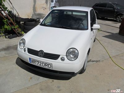 second-hand VW Lupo 1,0