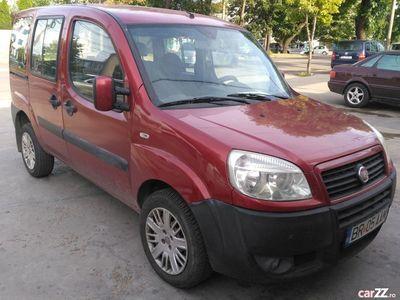 second-hand Fiat Doblò din 2008, cu motor 1.3 JTD Multijet, 85 cp