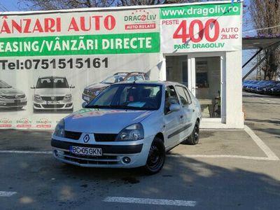 second-hand Renault Clio 1.4Benzina,2003,Finantare Rate