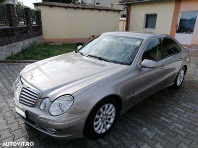 second-hand Mercedes E220 E