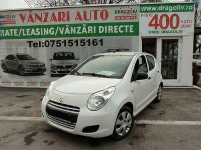 second-hand Suzuki Alto 1.0Benzina,2012,Euro 5,Finantare Rate