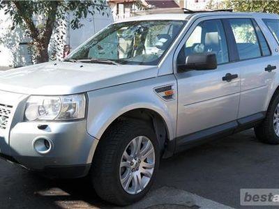 second-hand Land Rover Freelander 4x4, 2.2 Diesel, an 2009