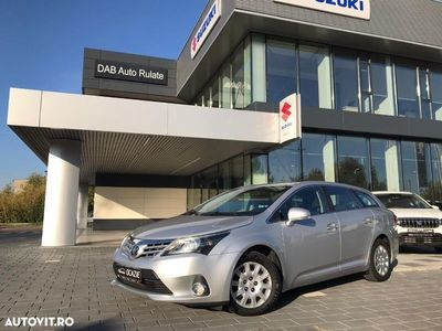 second-hand Toyota Avensis III