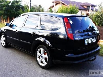 second-hand Ford Focus 2 1.8 TDCI 2007
