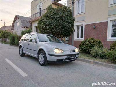 second-hand VW Golf IV combi 1.9 tdi