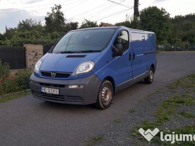 used Opel Vivaro long 1.9 DTI