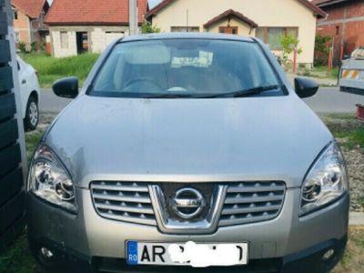 second-hand Nissan Qashqai 2009