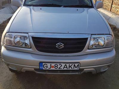 second-hand Suzuki Grand Vitara