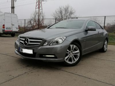 second-hand Mercedes E220 Coupe an 2011