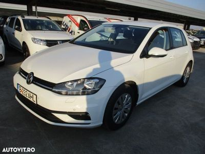 second-hand VW Golf VII 1.0 TSI 110 CP, posibilitate rate fara avans