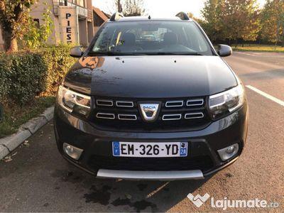 second-hand Dacia Sandero Stepway 2016