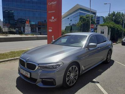 second-hand BMW 520 5 Serie d xDrive Aut.