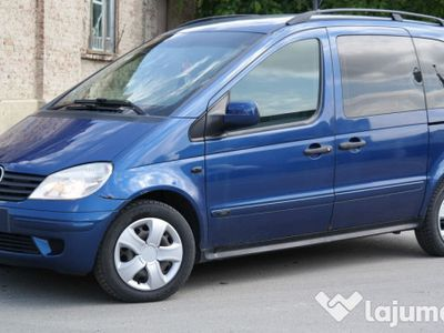 brugt Mercedes Vaneo (Caddy, Combo), 1.7 Cdi Diesel, an 2006