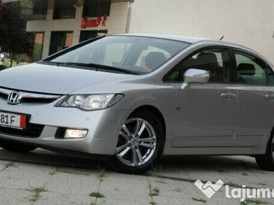 second-hand Honda Civic Hybrid