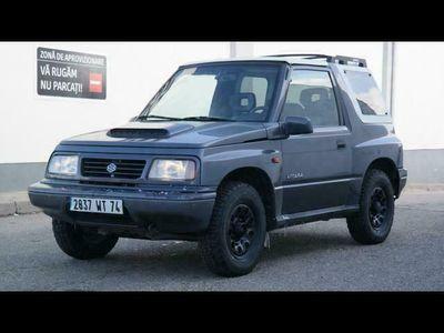 second-hand Suzuki Vitara 4x4 CABRIO CU HARDTO
