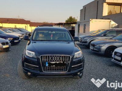 second-hand Audi Q7 3.0d extra full 7 locuri