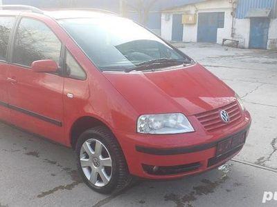 second-hand VW Sharan diesel