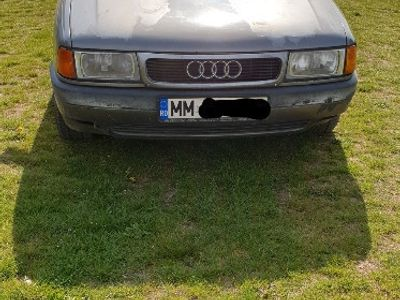second-hand Audi 80