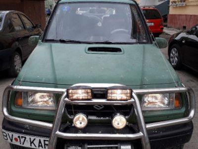 brugt Suzuki Vitara 2.0 ic diesel