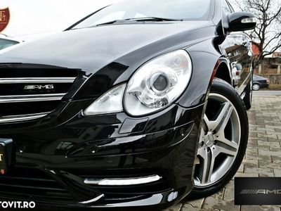 second-hand Mercedes R350 R