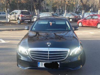 second-hand Mercedes E200 2017 IMPECABIL (masina personala)