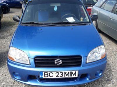 second-hand Suzuki Ignis 2003