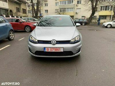 second-hand VW Golf GTE