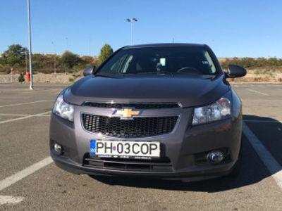 second-hand Chevrolet Cruze