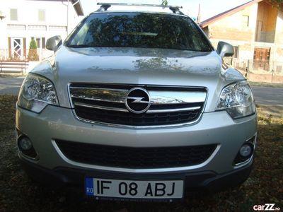 second-hand Opel Antara 2015 38000km