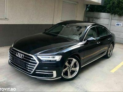 second-hand Audi A8 50