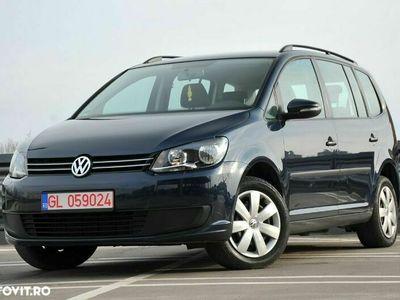 second-hand VW Touran 1.4