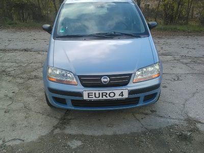 second-hand Fiat Idea AN2005, Benzină