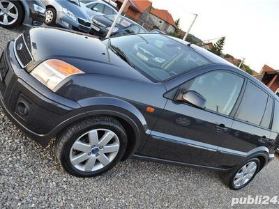 second-hand Ford Fusion + 1.6 i