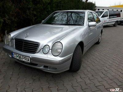 second-hand Mercedes 170 W210 E-Class 270 cdi facelift 125 kwcp