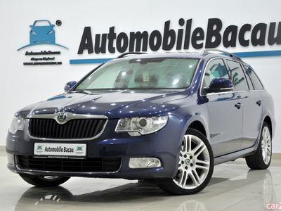second-hand Skoda Superb 1.8 tsi 4×4 160 cp 2011 import germania euro 5
