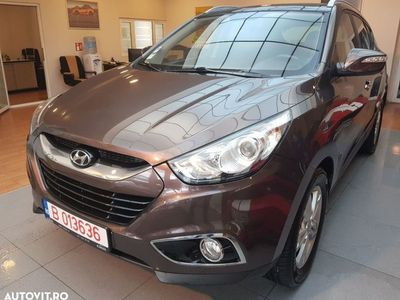second-hand Hyundai ix35 din 2011