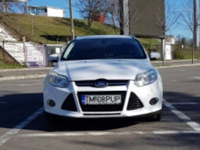 second-hand Ford Focus mk3 2.0 tdci euro 5